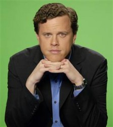 Willie Geist hands