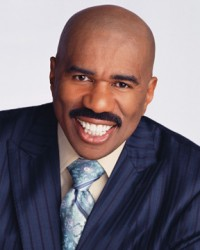 Steve Harvey will have a daytime talk show Fall 2012