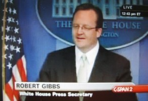 Robert Gibbs Gets Testy About White House Bowling Alley Question ...