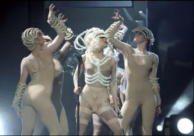 Gaga AMAs