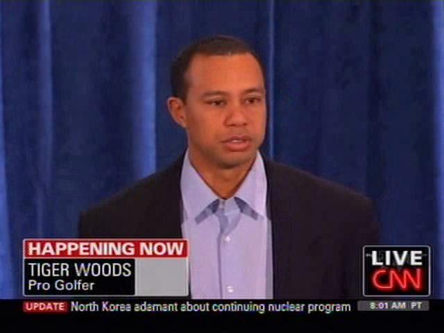 an analysis of tiger woods apologia speech Tiger woods apology posted in celebrities, news and miscellaneous in a highly prepared 12 minute speech, tiger woods publicly apologized on february 20th 2010 for his actions, and affairs, that led to his highly public fall from grace.