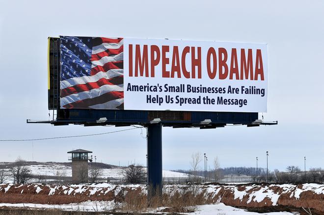 Bomba: Congresso dos EUA planeja Impeachment de Obama (corrigido)