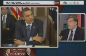 Mark Penn Says Obama Needs 'Sim...
