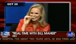 Zach Galifianakis Smoked Pot On Bill Maher Margaret
