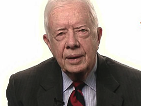 Former President Jimmy Carter tells Big Think that even as the fight over ...