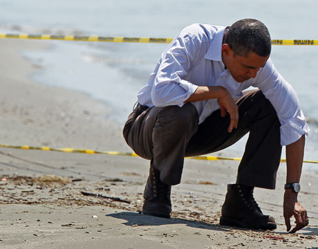 BP Oil Spill | Obama Sues BP | Government Sues BP | Mediaite