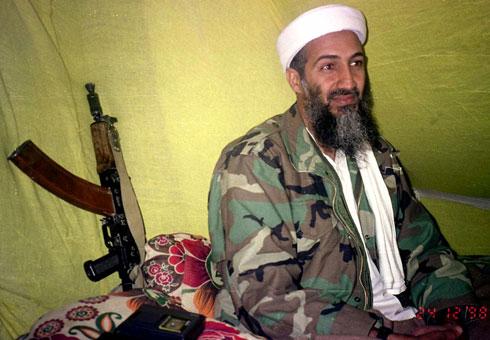 bin laden with gun osama bin laden. killed Osama bin Laden,
