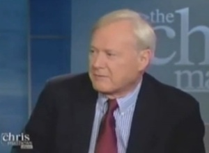 chris matthews thrill romney Napoleon Live