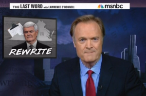 Lawrence O'Donnell Compares GOP Candidates To Porn Producers