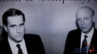 When Mitt Romney Came To Town | Bain Capital | Video | Mediaite