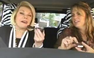 rivers smoking Joan