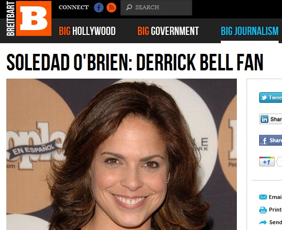 Breitbot Fail: Bigs Exploit Soledad O'Brien's Grief, Misspell Own