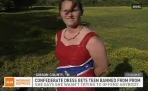 HLN Mocks Teenage Girl Booted From Prom For Wearing Confederate Flag ...