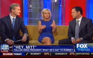 Gretchen Carlson On Obama's Late Night Appearance: 'I Think It's