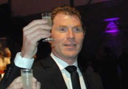"Bobby Flay And Grey Goose Host ""A Taste Of The World"" At Breeders' Cup"
