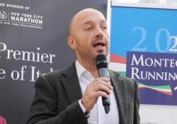 Grana Padano Welcomes Italian Runners For ING New York City Marathon With Joe Bastianich At Eataly