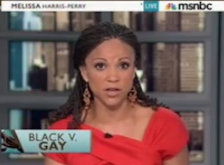 Melissa Harris-Perry Takes NAACP To Task For Not Taking A Stand On LGBT Rights