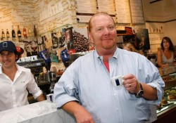 Eataly Ribbon Cutting Ceremony And Grand Opening