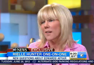 In Uncomfortable Interview, Rielle Hunter Reveals She And John ...