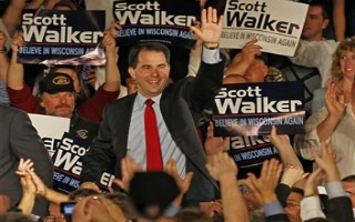 walker wins