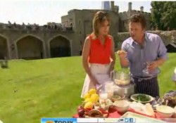 jamie oliver on today