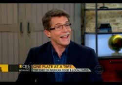 Rick Bayless on CBS