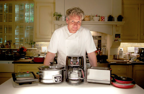 Gordon Ramsay And Business Partner In Cookware Lawsuit