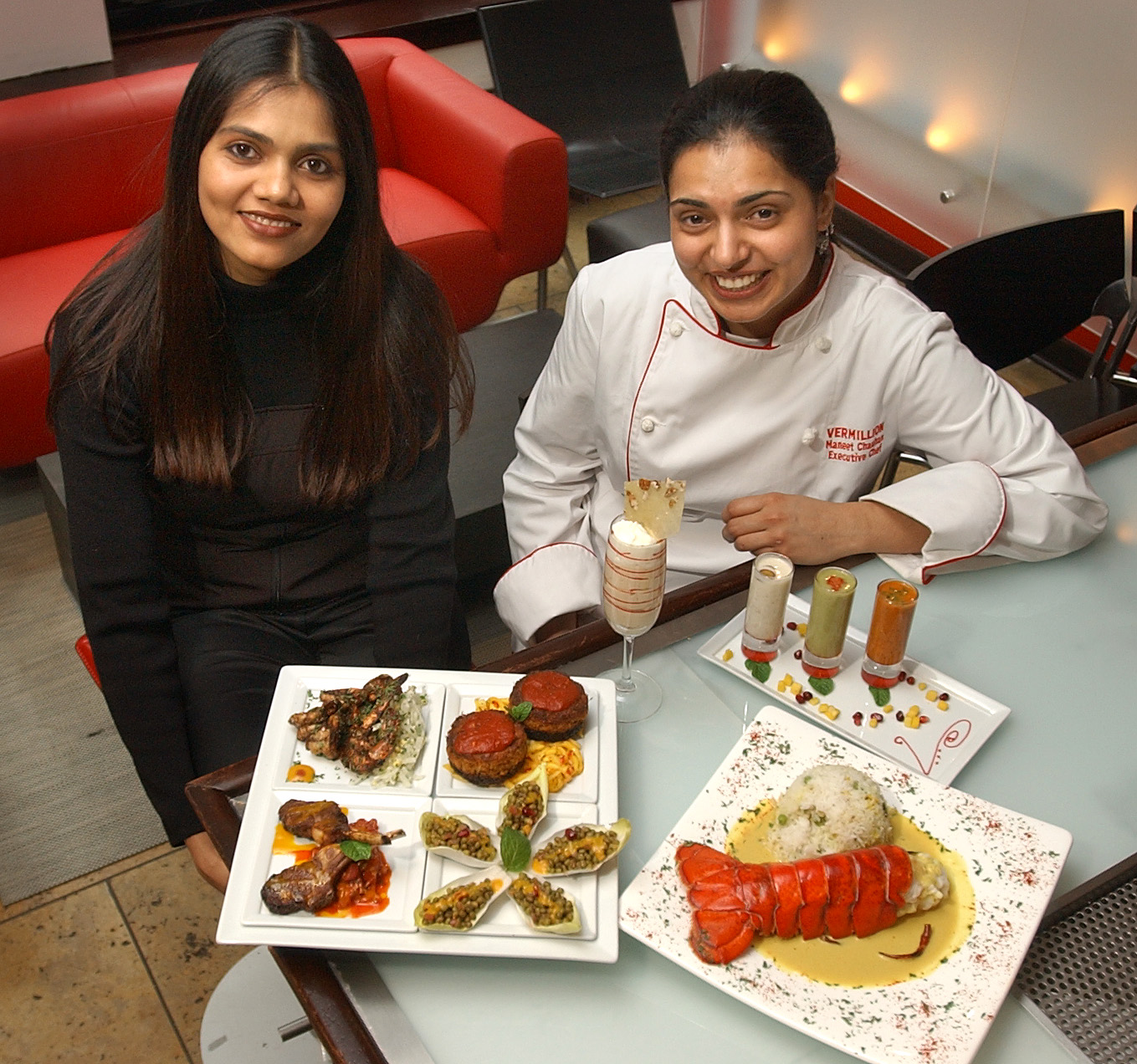 Indian Restaurants In Chicago Though Rohini Dey Interview Women Culinary Leadership