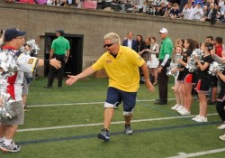 Tom Brady Football Challenge For The Best Buddies Challenge: Hyannis Port