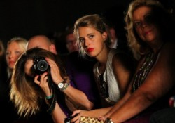 Ivana Helsinki - Front Row - Spring 2013 Mercedes-Benz Fashion Week