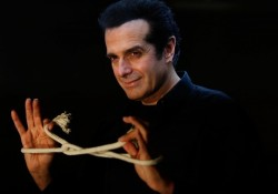 David Copperfield Launches His Australian Tour In Sydney