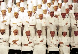 "The Jury Of  7th ""Bocuse D'Or"" In Paris In 1999"