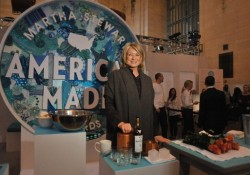 Martha Stewart's American Made Program, Grand Central Terminal NYC