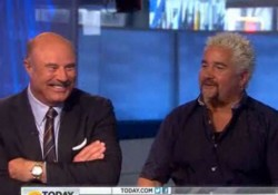 dr phil guy fieri