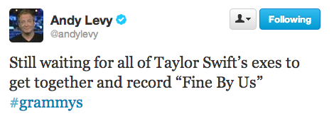 The Funniest Tweets From The 2013 Grammy Awards | Mediaite
