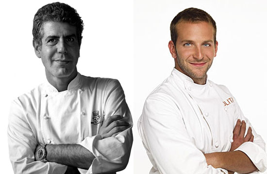 ... Generically Handsome Actor Named Bradley Cooper Starred In A Television  Series Modeled After Anthony Bourdainu0027s Bestselling Book, Kitchen  Confidential.