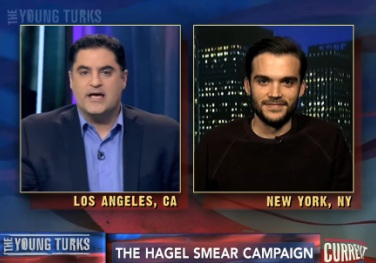 The Young Turks Guest Catches Breitbart News' Ben Shapiro In