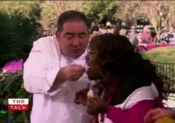 emeril on the talk