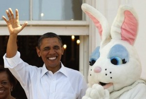 SequEaster: White House Says Easter Egg Roll May Be Canceled Due To Possible Gov't Shutdown | Mediaite