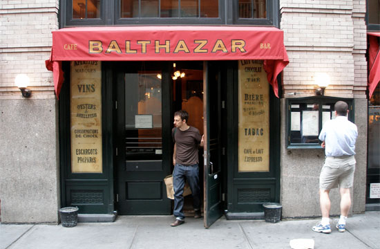 Want to get Keith McNally to fire all his bathroom attendants at famed New York restaurant Balthazar  Maybe you should be an influential millionaire. Keith McNally Fires Bathroom Attendants at Balthazar   Mediaite