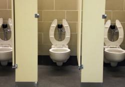 Cook Hides Camera In Bathroom