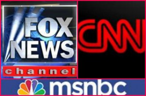 Monday Ratings: Fox Wins Total Viewers Prime Time, CNN Wins Demo, MSNBC Distant 3rd | Mediaite
