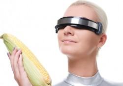 Cyber Lady Corn