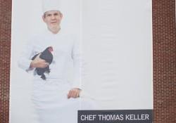 Thomas Keller Day at the CIA