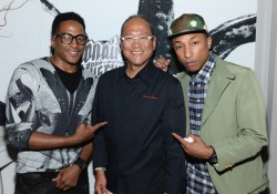HTC Presents The 10th Anniversary Of Billionaire Boys Club At Tribeca Canvas