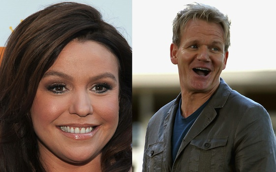 rachael ray gordon ramsay