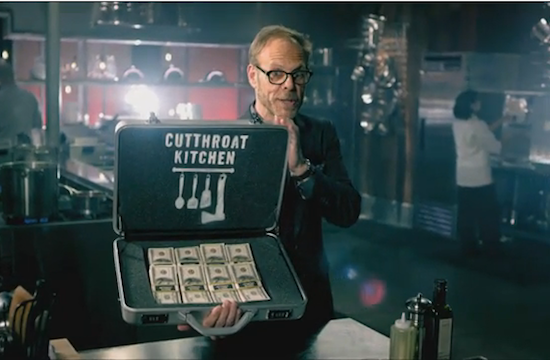 alton brown new show