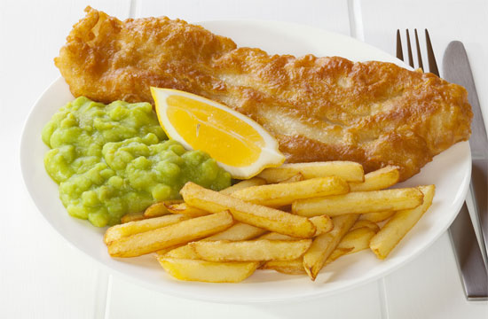 le sunken chip chef gets french to eat fish and chips mediaite. Black Bedroom Furniture Sets. Home Design Ideas