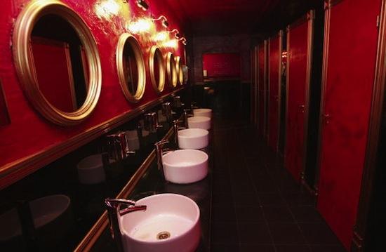 Because. Ryan Sutton Is Also Against Bathroom Attendants   Mediaite