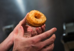 Croissant-Doughnut Hybrid Launches Foodie Frenzy